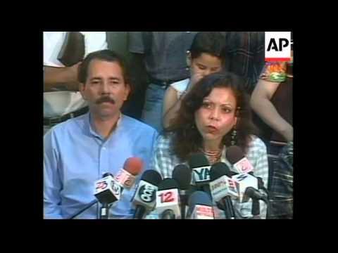 NICARAGUA: FORMER PRESIDENT ORTEGA ACCUSED OF SEXUAL ABUSE