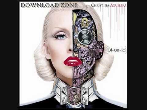 Christina Aguilera - Desnudate ( From the Album Bionic )