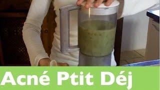 Comment avoir un teint éclatant : le petit-déj smoothie vert Thumbnail
