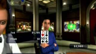 PS3 high stakes poker Hold em
