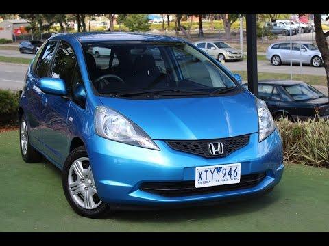 B5057 - 2010 Honda Jazz GLi Auto Review