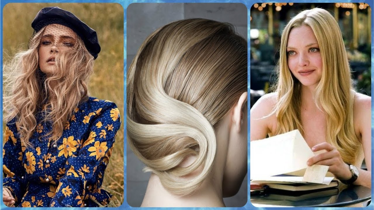 Die Schöne 20 Ideen Zu Blonde Haare Dunkle Strähnen Youtube