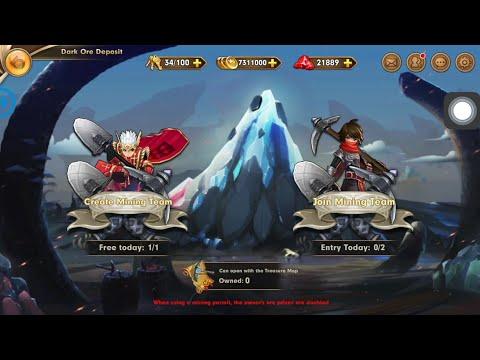 Tales of Thorn - Dark Ore Deposit Solo