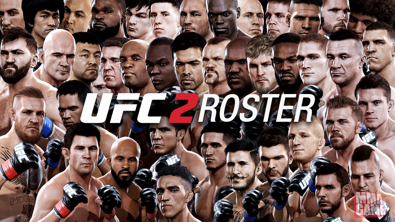 Ufc Roster