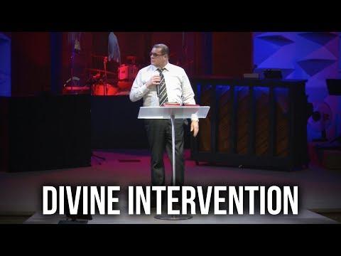 """""""Divine Intervention"""" - David Smith"""
