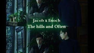 Джейкоб и Енох | BL | Дом странных детей | HOME FOR PECULIAR CHILDREN | Jacob x Enoch