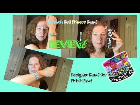 Fabulous Designer Bands for My Fitbit | French Bull Review