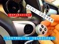 Control de velocidad Mini Cooper como arreglar mando  fix cruise control volante multifuncional