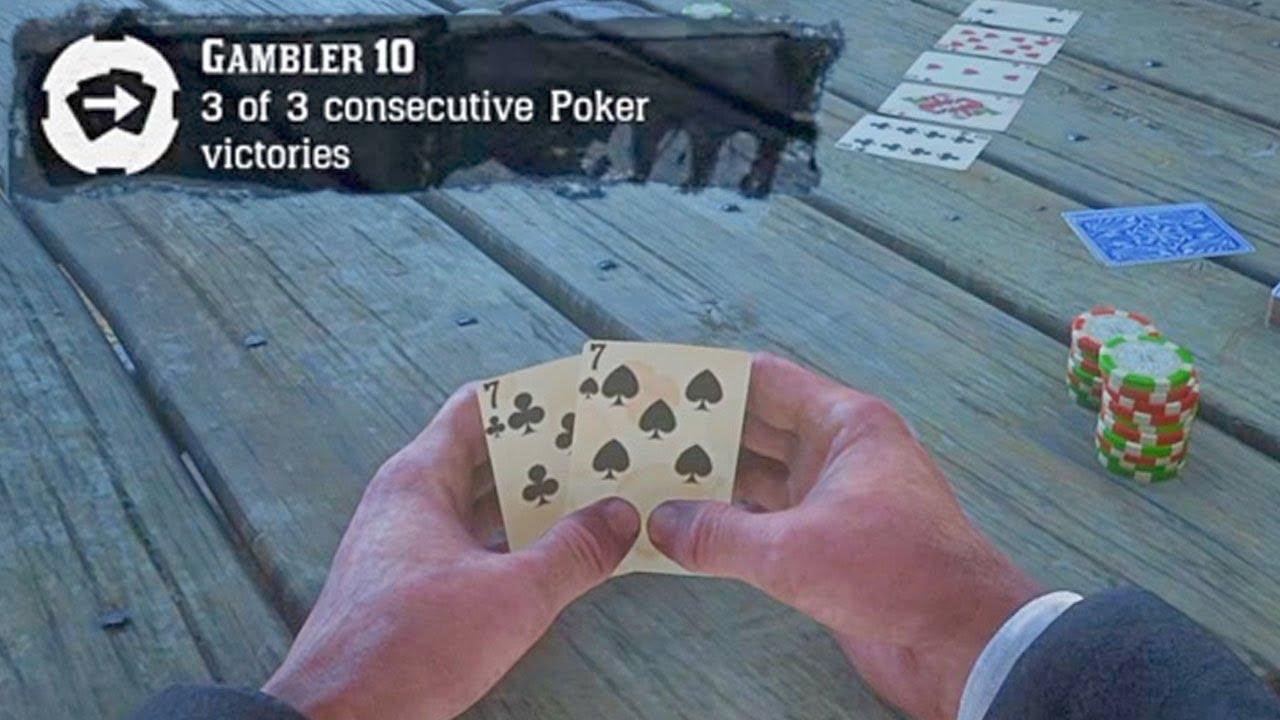Gambler Challenge 10 Guide - Red Dead Redemption 2