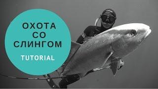 Подводная охота со слингом (гаваикои). Теория и практика.