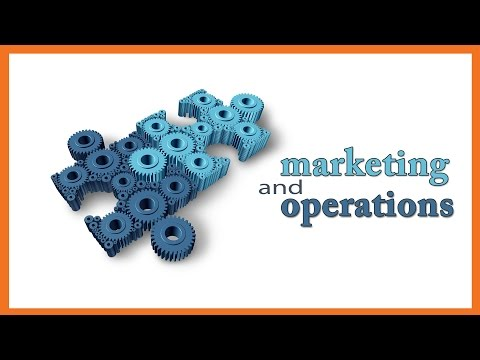 Marketing and Operations are Connected