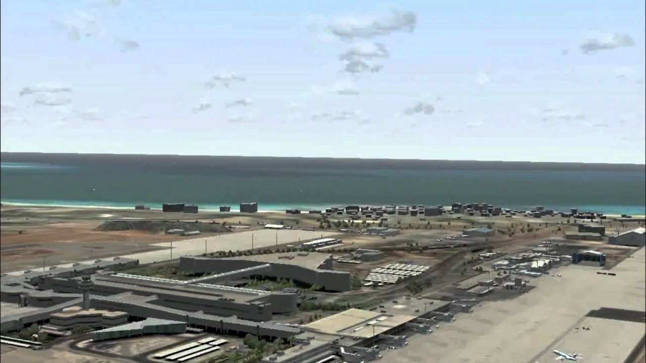 how to make scenery for fsx
