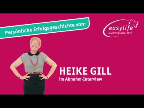 Heike Gill im easylife-Interview