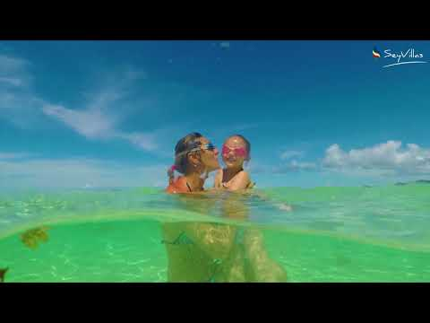 Family Holidays in the Seychelles (Anse Source d'Argent)
