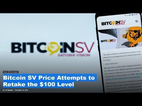 Cryptocurrencies bitcoin sv price future