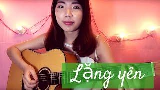 Lặng Yên - Thùy Chi - Hướng Dẫn Guitar - Tâm An Guitar