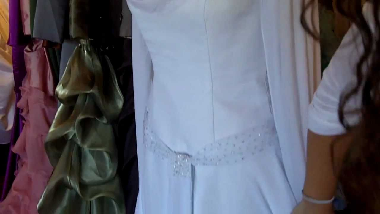 Celtic Wedding Dress - YouTube