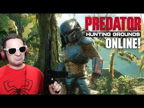 Ο ΜΠΑΜΠΑΣ ΣΑΣ.. (Predator: Hunting Grounds Online)