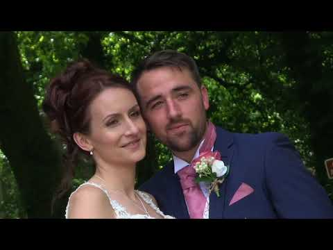 Tre Ysgawen Hall- The Wedding of Russ & Lindsey