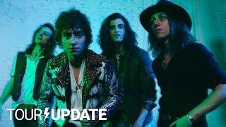 Greta Van Fleet: The Second Coming of Led Zeppelin   Tour Update
