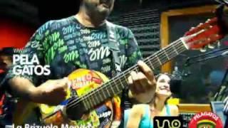 La Brizuela Mendez - Reggae en PelaGatos - Abrimos otra mas