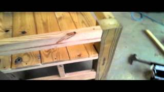 Master Carpenter, The Making Of A Flowerbox
