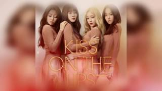 MP3 DL MINI FULL ALBUM Melody Day Kiss on the Lips