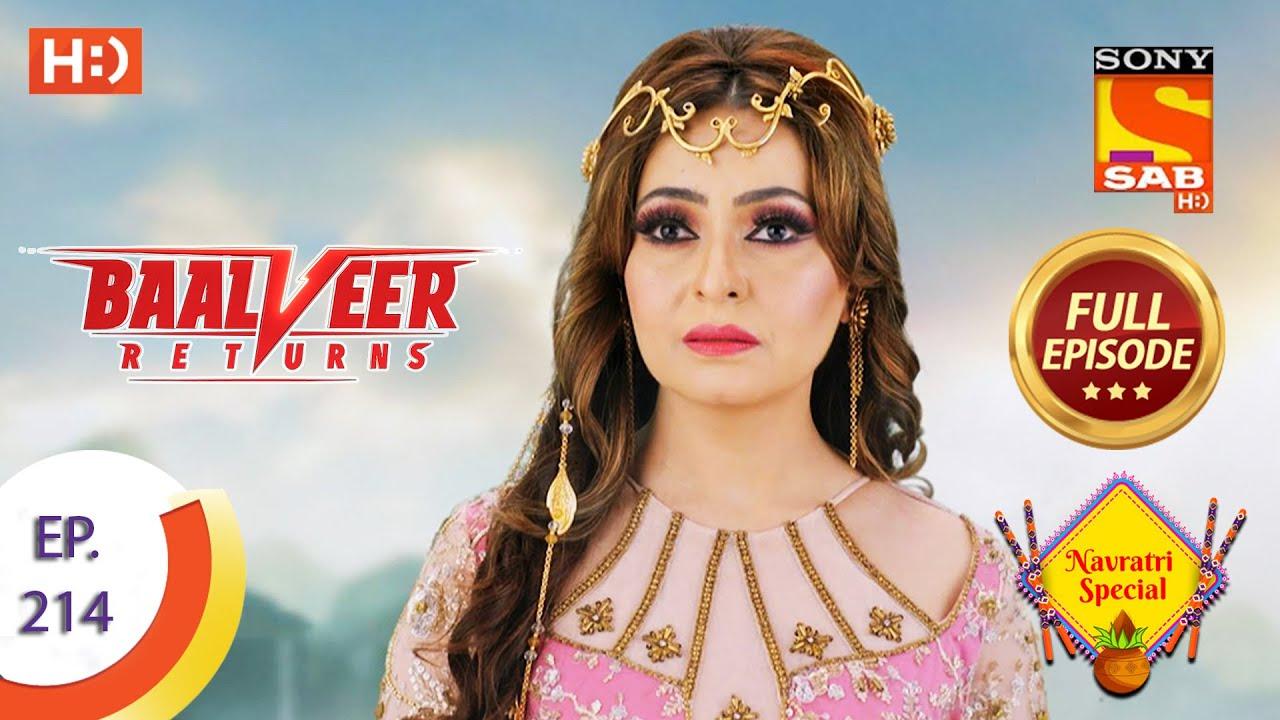 Download Baalveer Returns - Ep 214 - Full Episode - 16th October 2020