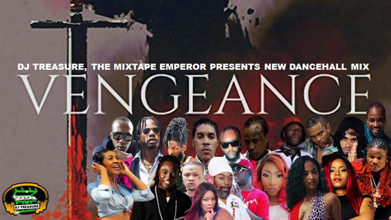 Dancehall Mix October 2020 Raw: DJ TREASURE VENGEANCE: Vybz Kartel, Squash, Alkaline,Masicka,Intence
