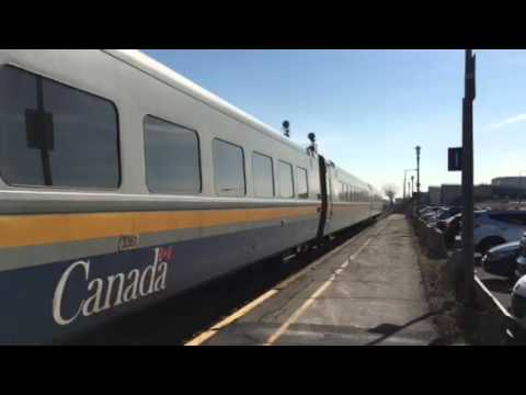 Viarail Dorval station in Montreal