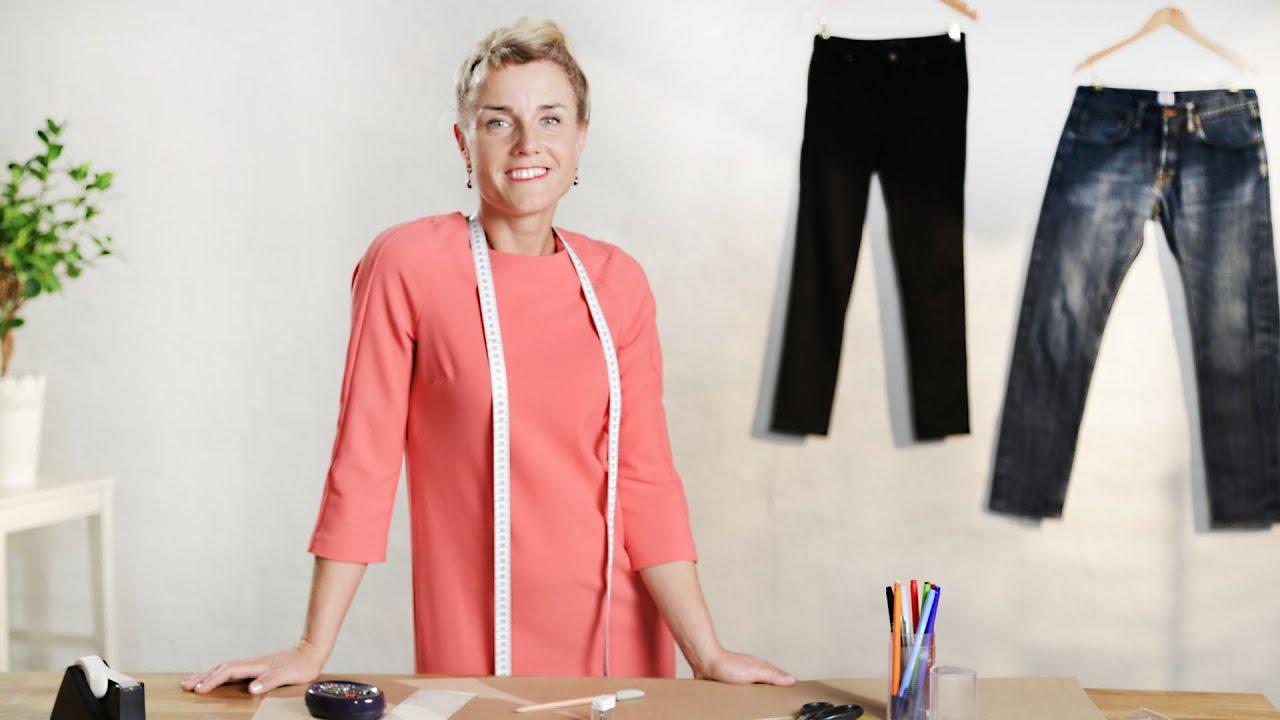Trailer: Schnittmuster für Hosen erstellen - YouTube