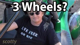 How To Have Fun On 3 Wheels