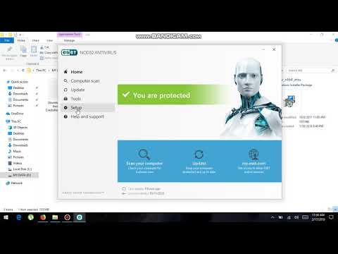 eset nod32 antivirus how to download and activation license urdu/hindi