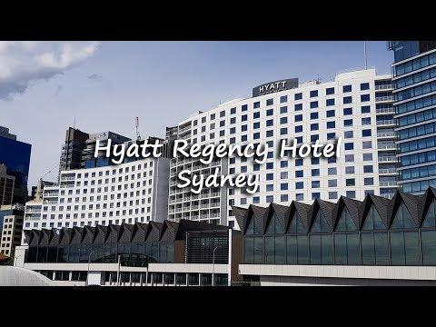 Hyatt Regency Sydney Hotel Tour | Sydney, Australia