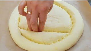 Почему я раньше так не готовила Турецкая Пиде ХЛЕБ Вкусно и Проста
