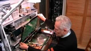 panasonic ave7 videomischer reparatur option fernbedienung