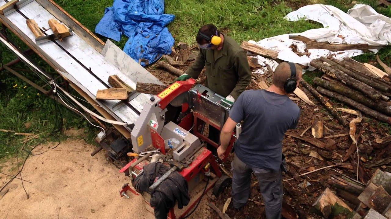Coupe de bois de chauffage ( 5 st u00e8res an 30 min )  YouTube # Chauffage Granulés De Bois
