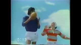 1983.12.11、広川太一郎(ナレーション) カップルがイチャつく画に広川...