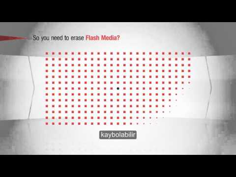 Blancco Flash Media