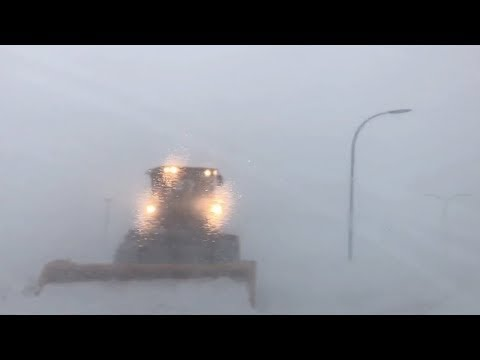 State Of Emergency In St. John's, N.L. Over Blizzard Conditions