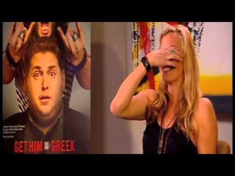 Mieke Interviews Russel Brand