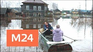 Смотреть видео Что будет в Москве, когда растают сугробы и лед на реках - Москва 24 онлайн