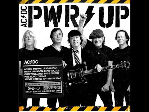 AC/DC officially released first photo of reunited band!