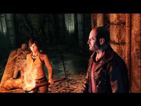 Uncharted 3: La Traición de Drake [Guía APLASTANTE + Tesoros] 09. El camino del medio (Parte 2)