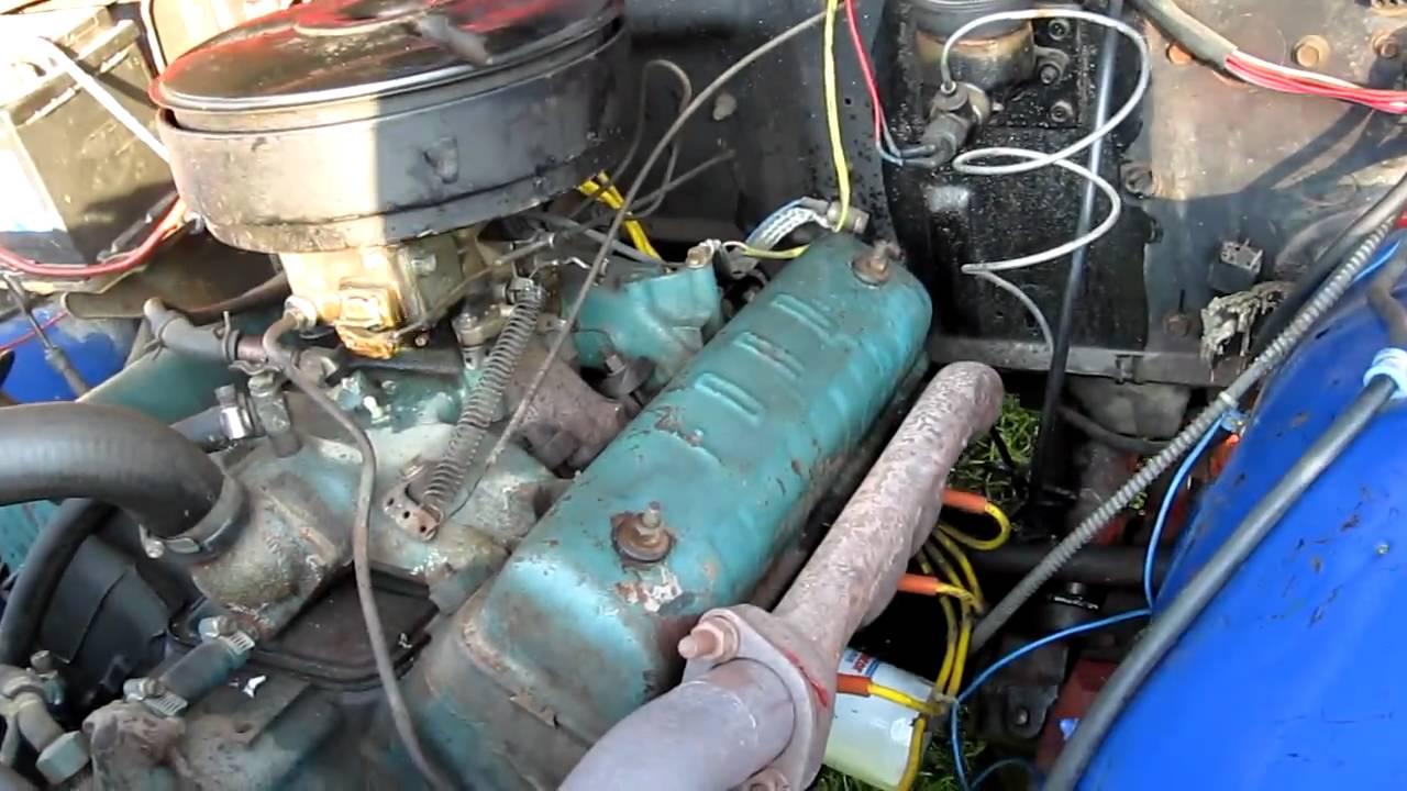 Ford F100 Pickup 1964 V8 Hotrod Ratrod Style Rockabilly - YouTube