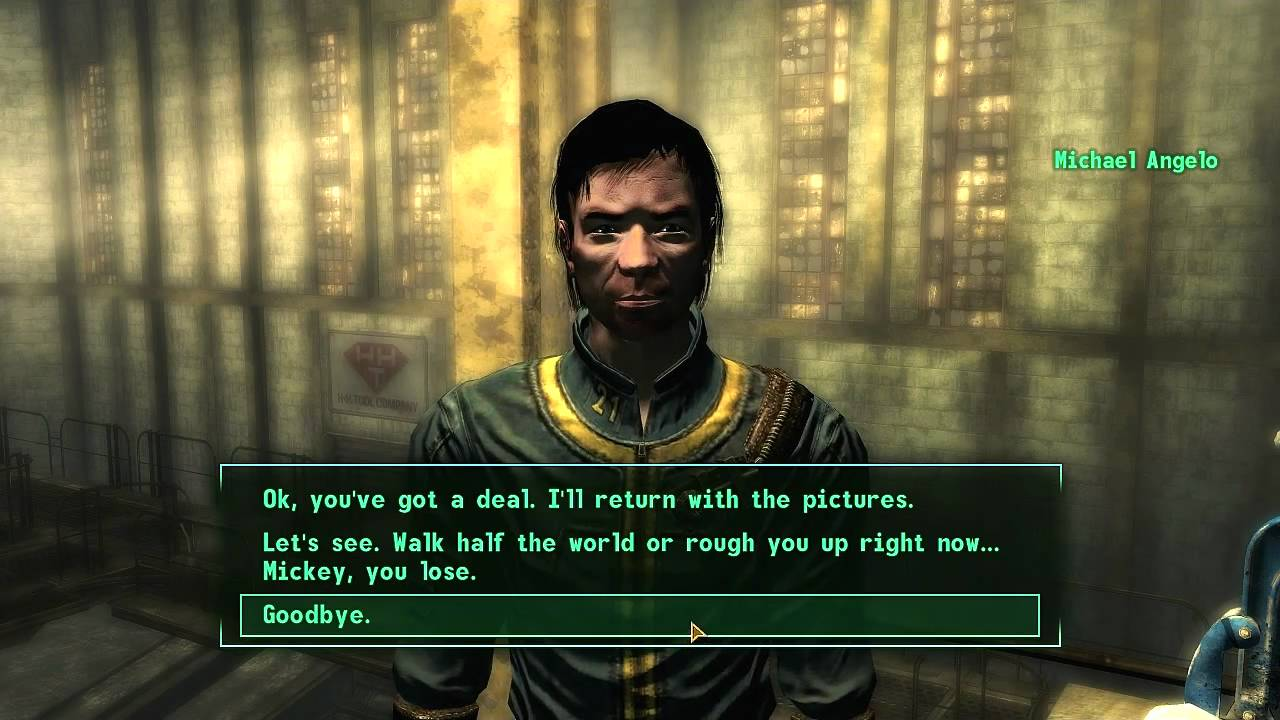 Fallout: New Vegas - Side Quest: Clic Inspiration on