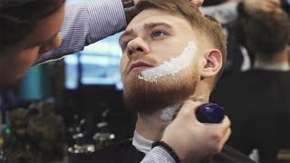 MENS HAIRCUTS TRANSFORMATION | AMAZING BARBER COMPILATIONS | BEST BARBER IN THE WORLD