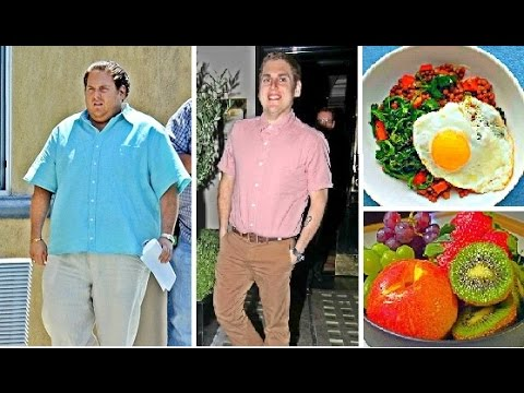 Jonah Hill Starving Himself For Weight Loss!?