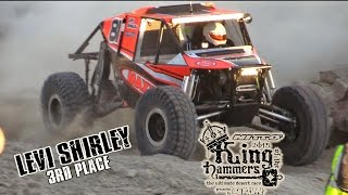 LEVI SHIRLEY TAKES 3RD at 2015 KING OF THE HAMMERS