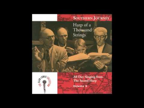 Alabama Sacred Harp Singers - Christmas Anthem